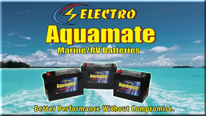 Marine Batteries Aquamate